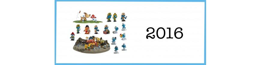 (Smurf) items 2016