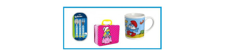 Smurf mugs & Kitchenware