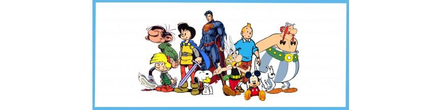 Andere Comic-Figuren