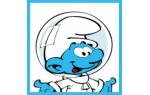 Puffo Astronauta