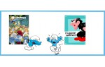 Smurf posters