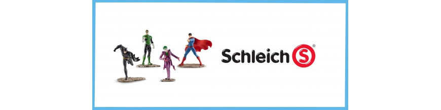 Superheroes Schleich