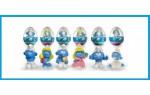Complete smurf sets