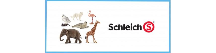 Wildlife figurines Animaux Schleich