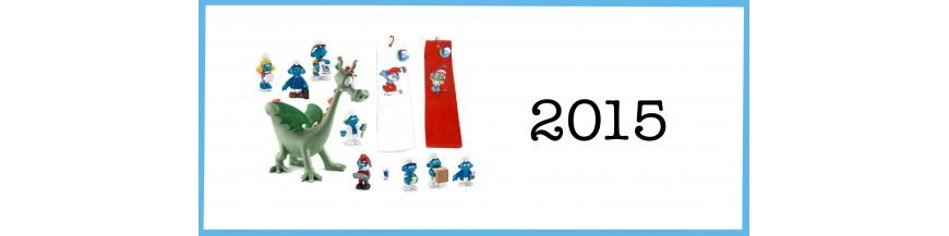 (Schlumpf) Produkte 2015