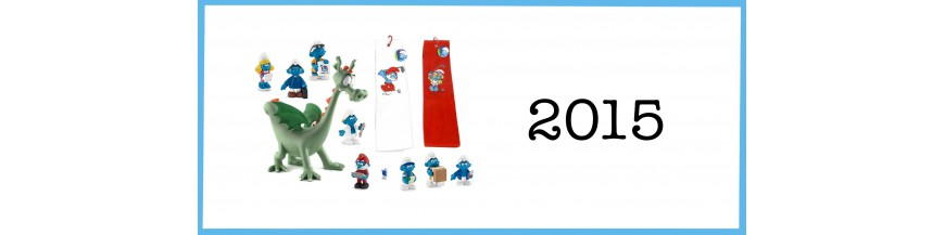 (Smurf) items 2015