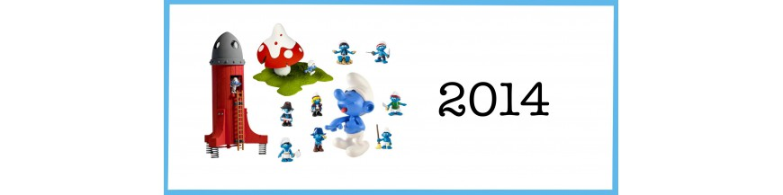 (Smurf) items 2014