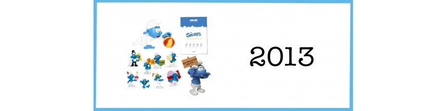 (Schlumpf) Produkte 2013
