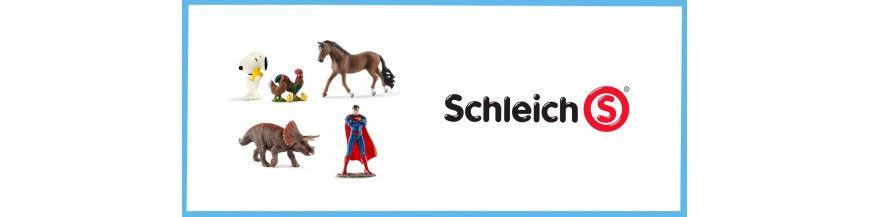 Other Schleich figurines