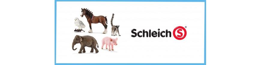 Schleich figurines Animaux