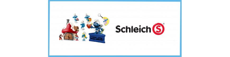 Tutti i Puffi della Schleich