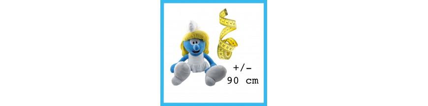 +/- 90 cm