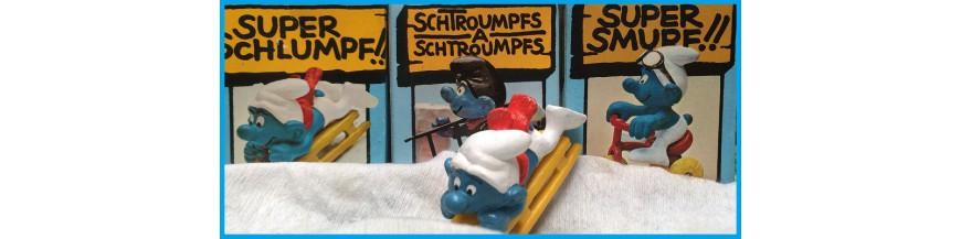 Super Schlümpfe 40201 - 40220