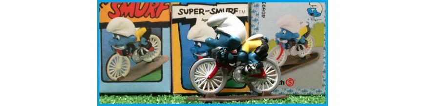 Super pitufos 40501 - 40512