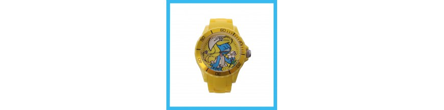 Smurf watches