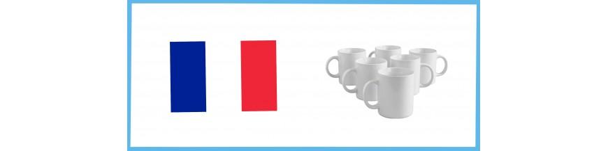 Tasses françaises