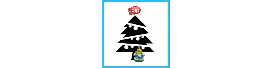 Schleich Christmas smurfs