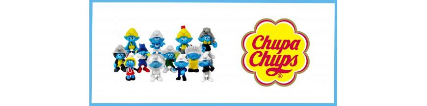 Chupa Chups (mini smurfs)