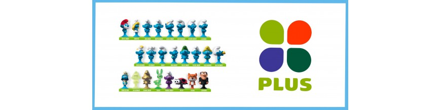 Plus (mini smurfs)
