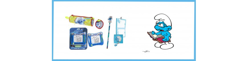 Smurf Stationary& Crafts