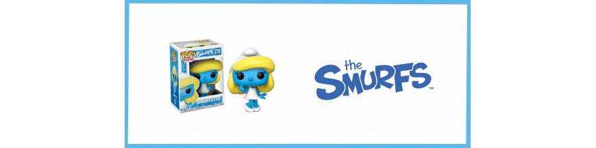 Smurfs Funko Pop
