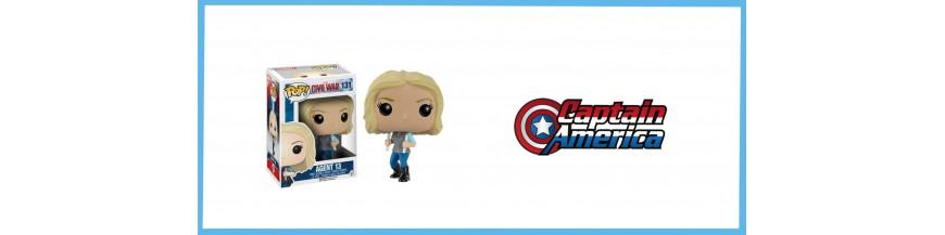 Captain America Funko Pop!