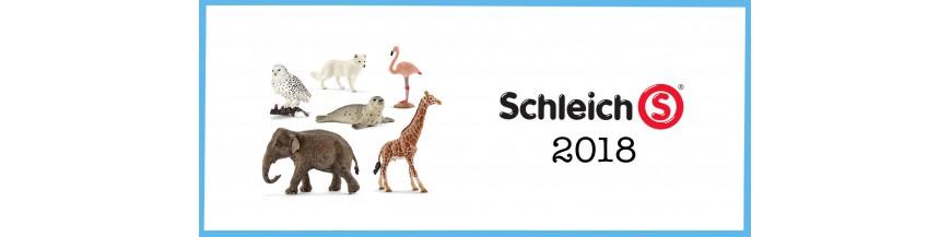 Wildlife Schleich 2018