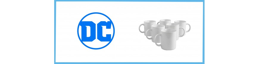 Mugs DC comics