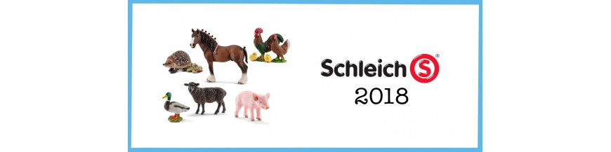 Farmworld Schleich 2018
