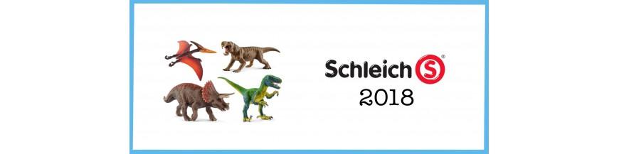 Dinosaures 2018 Schleich
