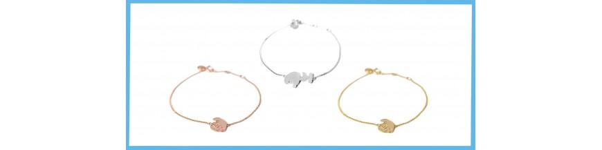 Smurf bracelets