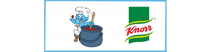 Knorr porte-clé