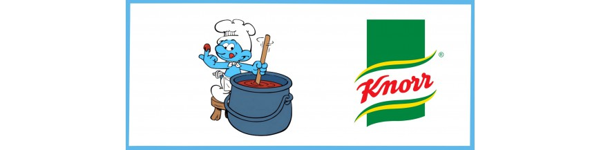 Knorr sleutelhangers