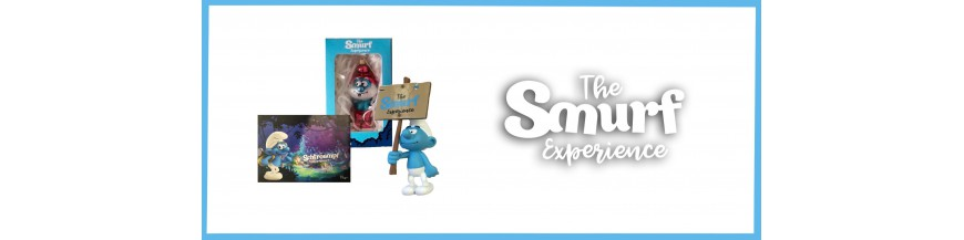 Smurf Experience Exclusives