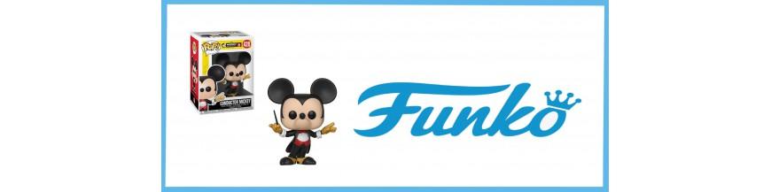 Mickey & Friends Funko Pop